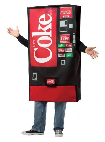 Disfraz de Máquina Expendedora