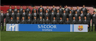 Barca, Barcelona, menswear, Sacoor Brothers, sports, Suits and Shirts,