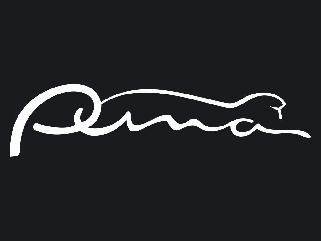 logos puma: