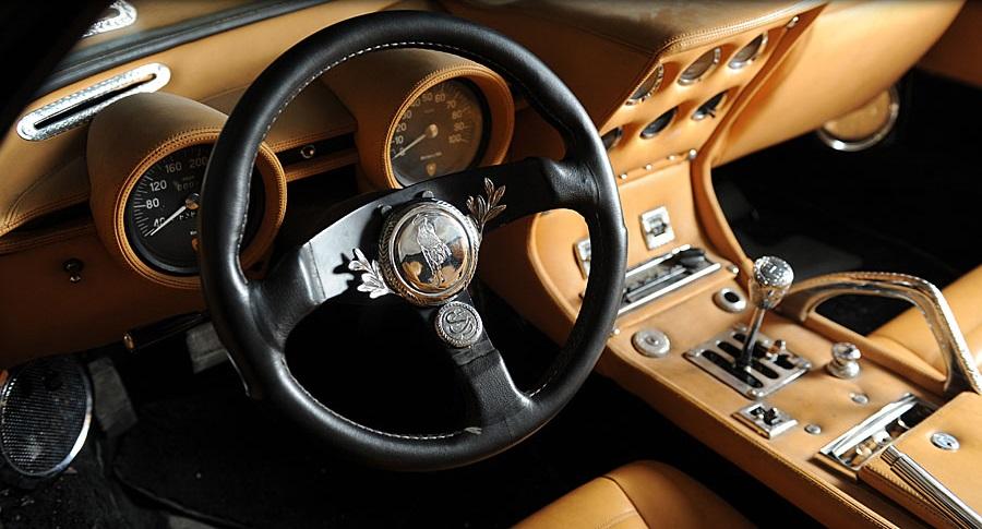 The Aristotle Onassis 1969 Lamborghini Miura P400S