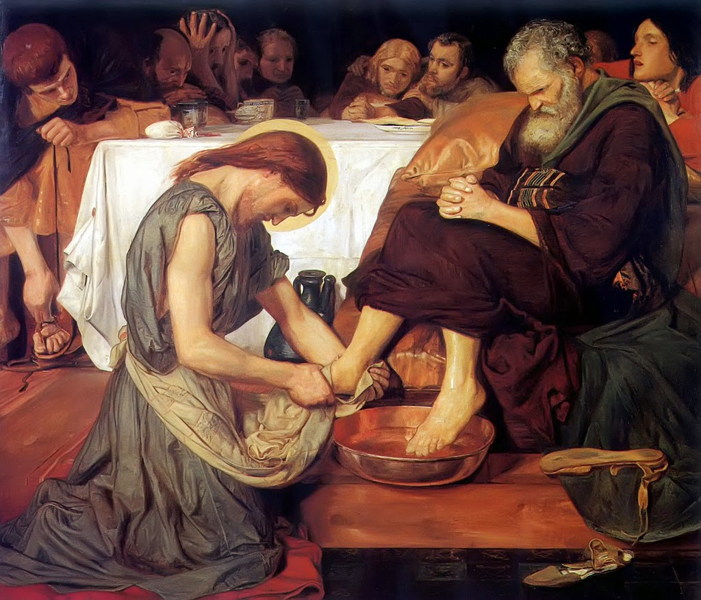 How the Cistercians Can Help Us Disentangle the Washing of the Feet