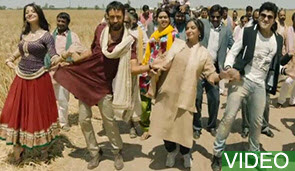 Video : Matru Ki Bijlee Ka Mandola - Title Song -  Imran Khan, Anushka Sharma