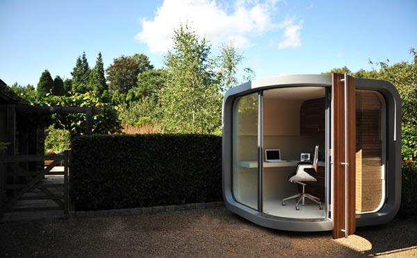 prefab garden office. Portable Outdoor Office Prefab Garden