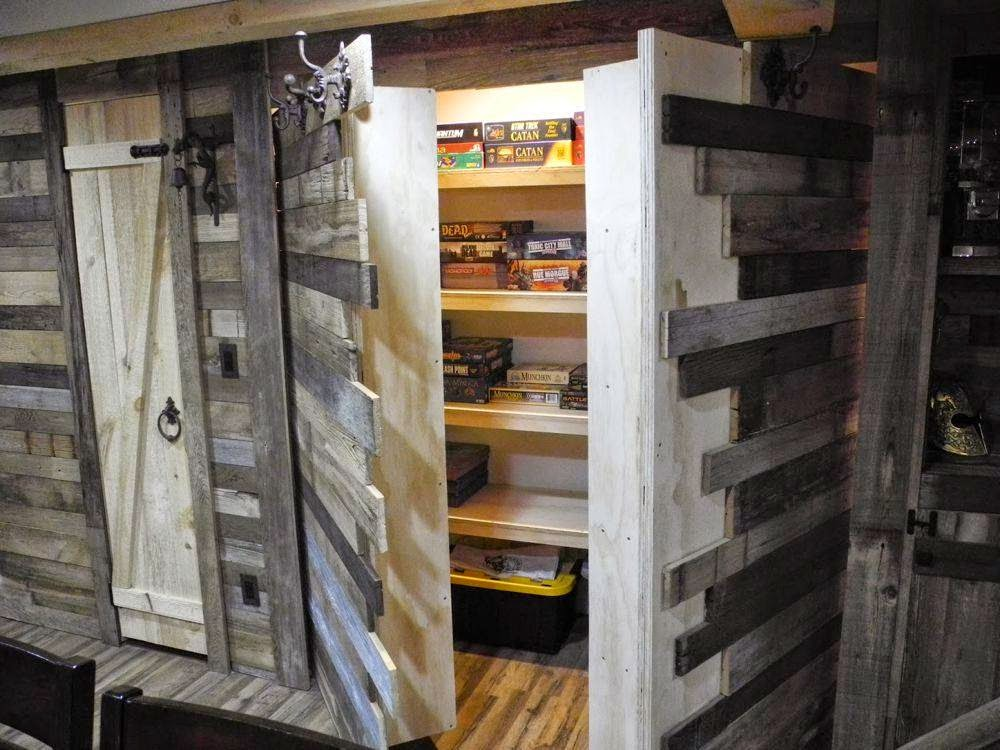 Man Caves Ni : The man cave: awesome cave