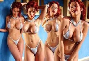 Top 4 Bikini BABES