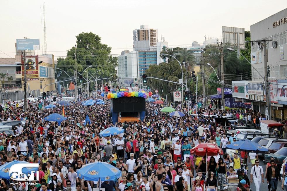 Domingo tem Parada LGBT de Taguatinga; confira percurso e atrações