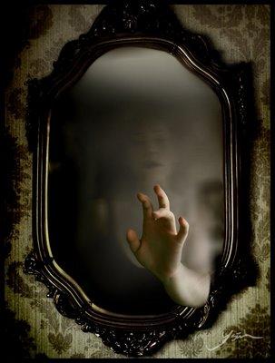 o espelho l grimas da escurid o