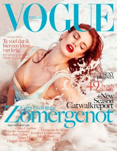 Rianne ten Haken Vogue Netherlands