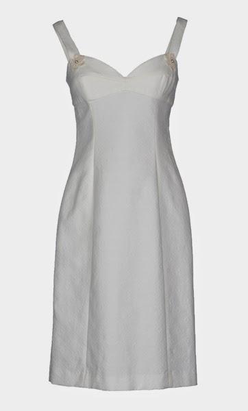 bombshell style wedding dress