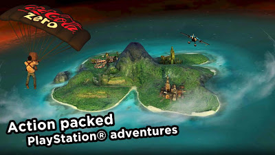 PlayStation All-Stars Island Apk Full Version Download-iANDROID Games