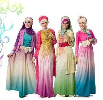 Penggunaan Busana Yang Benar Contoh Pakaian Muslim