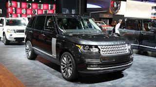 Land Rover Range Rover Autobiography Black 2014