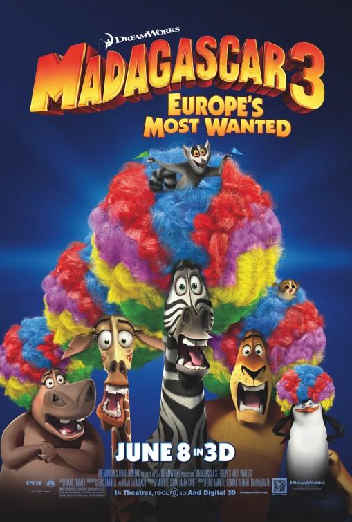 Madagascar 3: Os Procurados Legendado