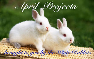 April White Rabbits To Do List