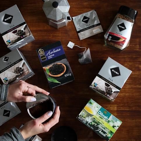 Kawa i herbata od MAKRO + przepisy