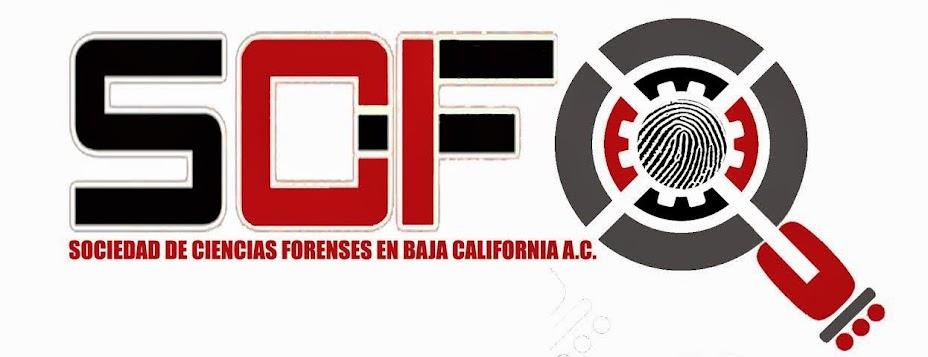 Sociedad de Ciencias Forenses en Baja California A.C.
