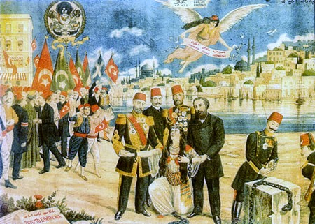 the origin and history of the tanzimat Tanzimat centralization, arabs, and ottomanism the gülhane decree of 1839 gave the empire's non-muslims legal status equal to muslims, and ottoman statesmen expected—in vain—that this.