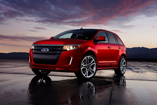 2014 Ford Edge Changes, New engines & Release Date