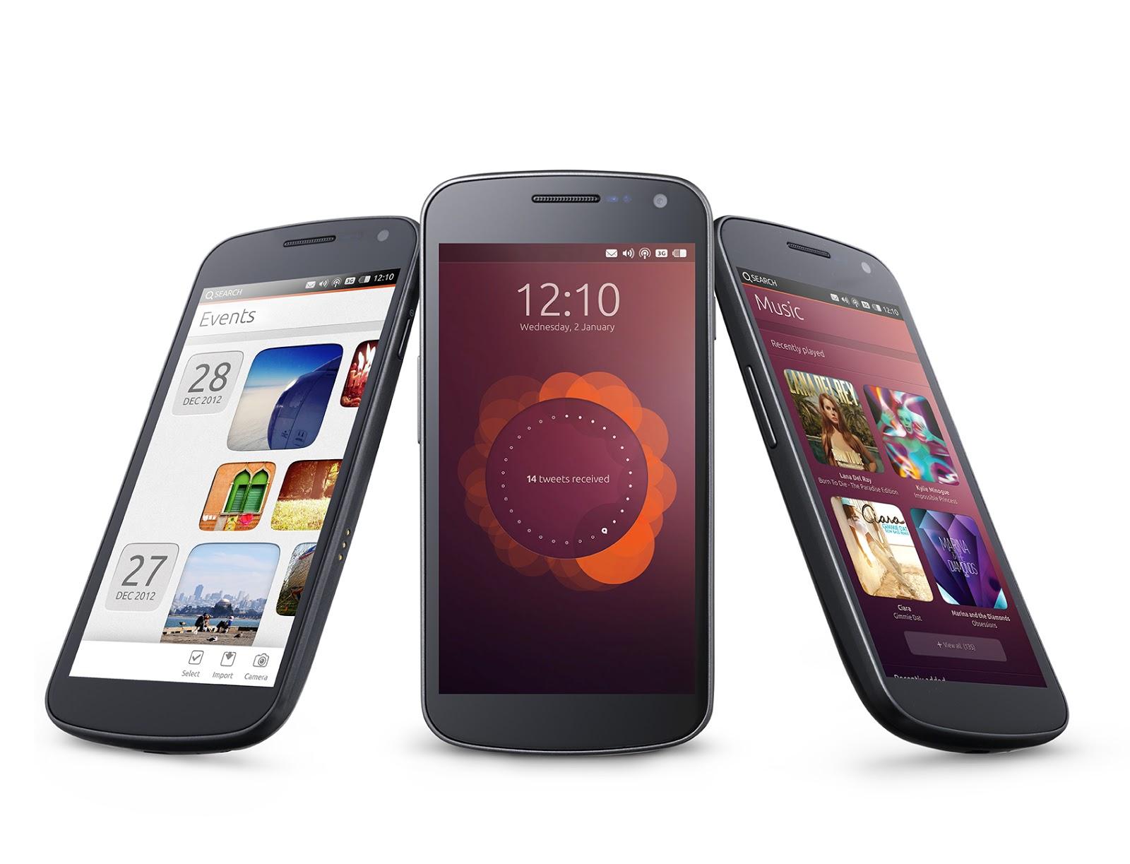 Ubuntu Phone Preview