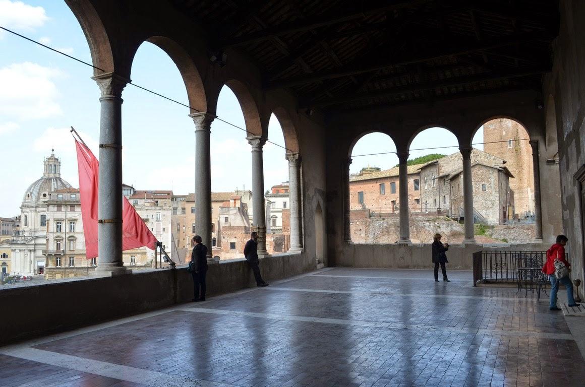 I Viaggi di Raffaella: Roma: la Casa dei Cavalieri di Rodi al Foro ...