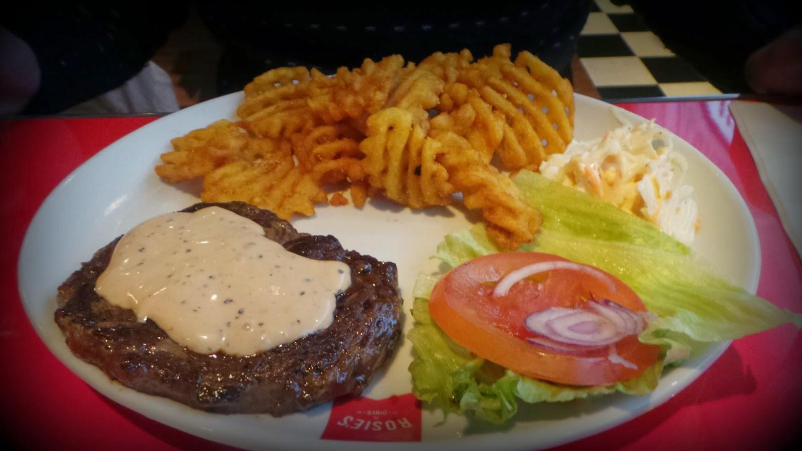 american diner in yorkshre