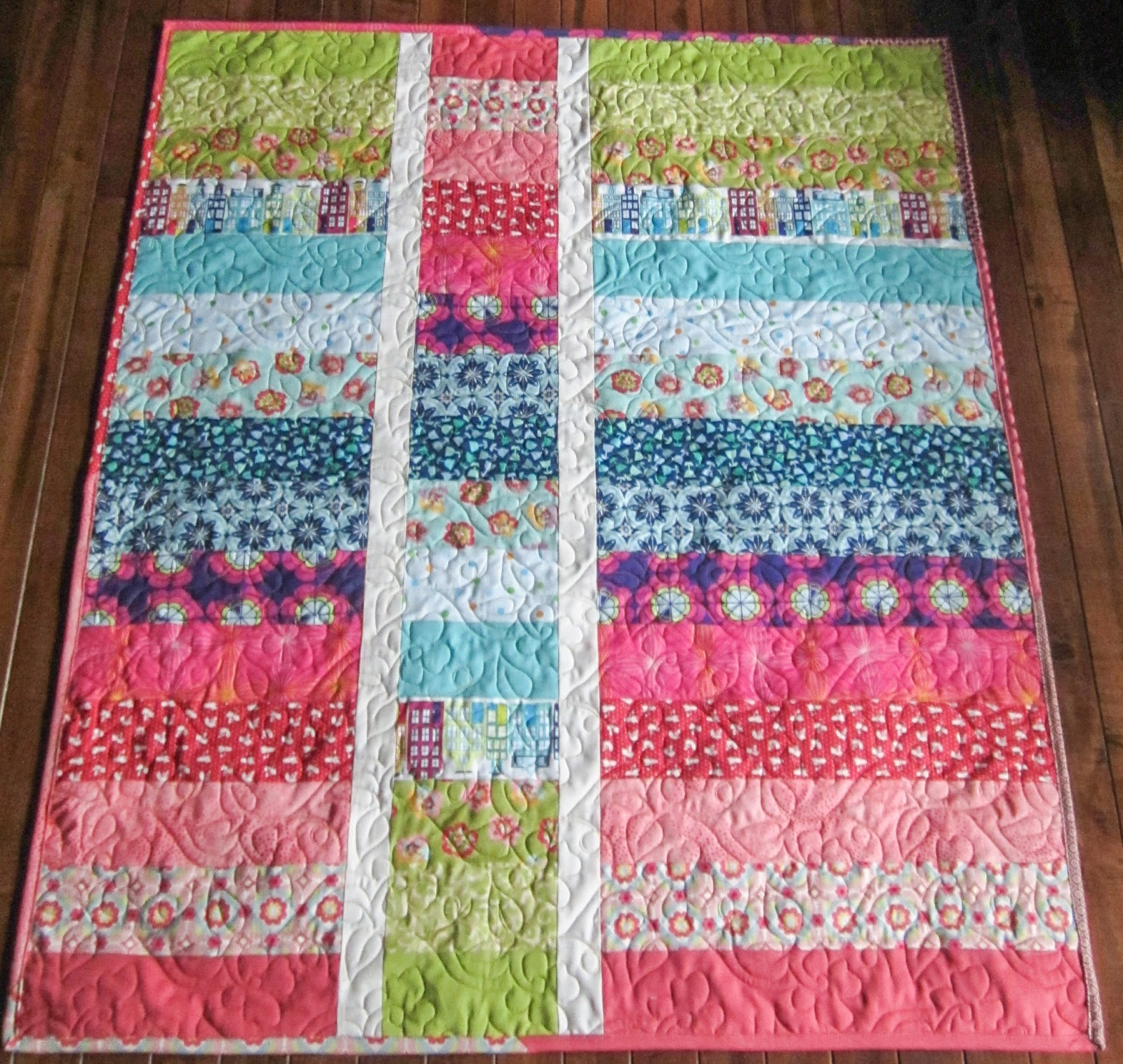 Long Arm Quilting Patterns For Beginners