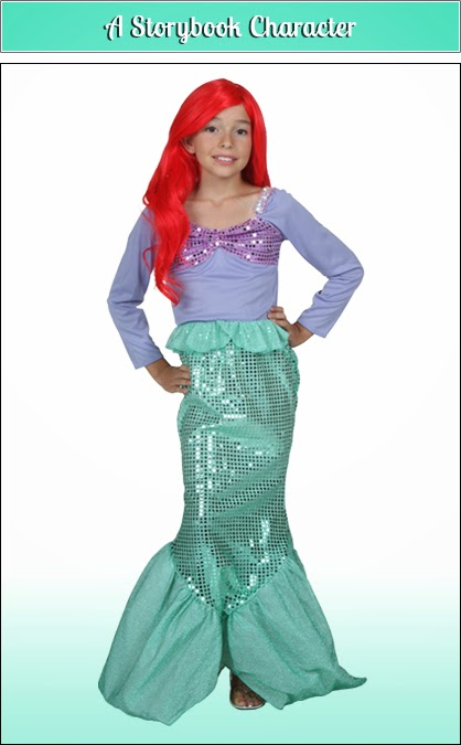 Sexy Mermaid Costumes