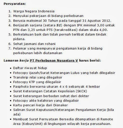 bursa-loker-perkebunan-nusantara-pekanbaru-2014