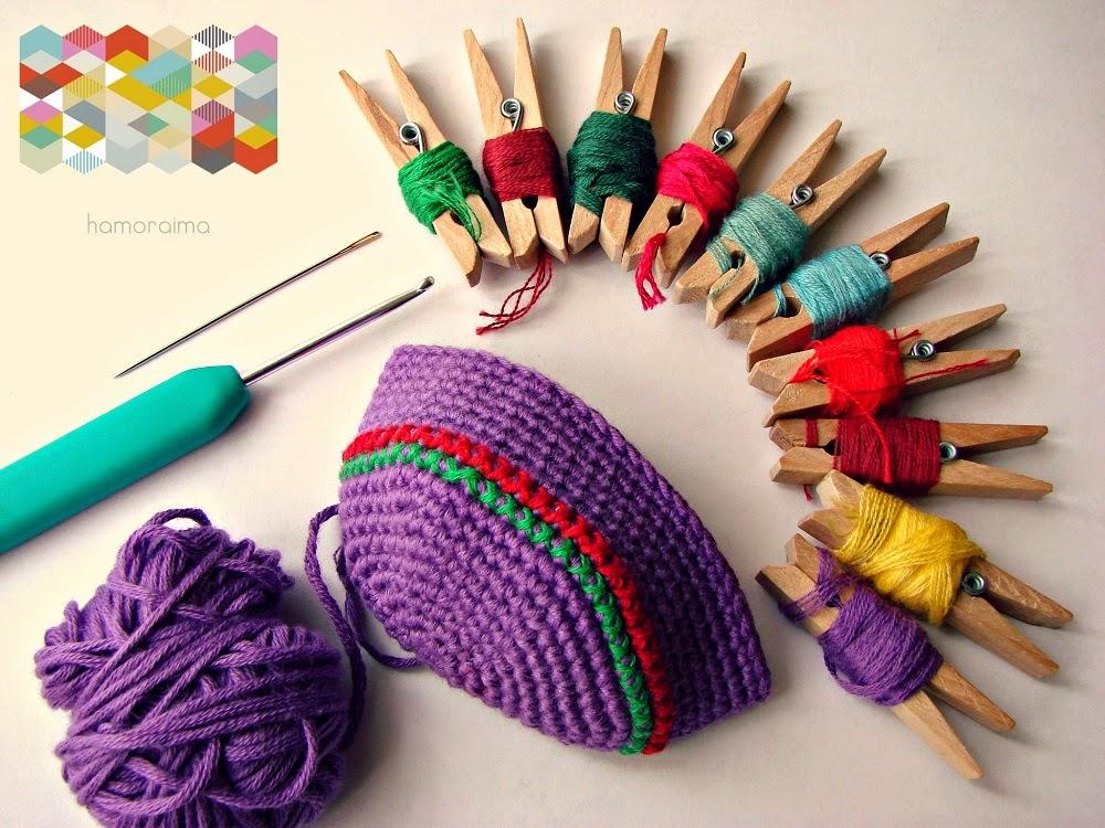 Tutorial bola de crochet hamoraima - Bolas de ganchillo ...