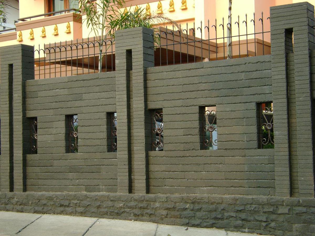 fungsi pagar rumah