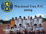 Nacional GAZ F.C 2009