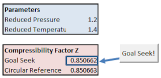 Compressibility Factor Calculator for Excel | Excel ...