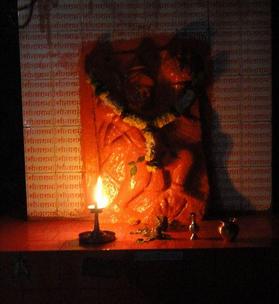 हनुमान जयंती पर लांगुरास्त्र प्रयोग