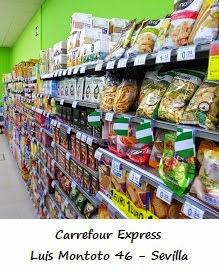 Carrefour Express Luis Montoto 46 Sevilla