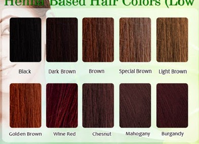 What colors can you dye your hair with Henna? | Sheena The Henna Queen