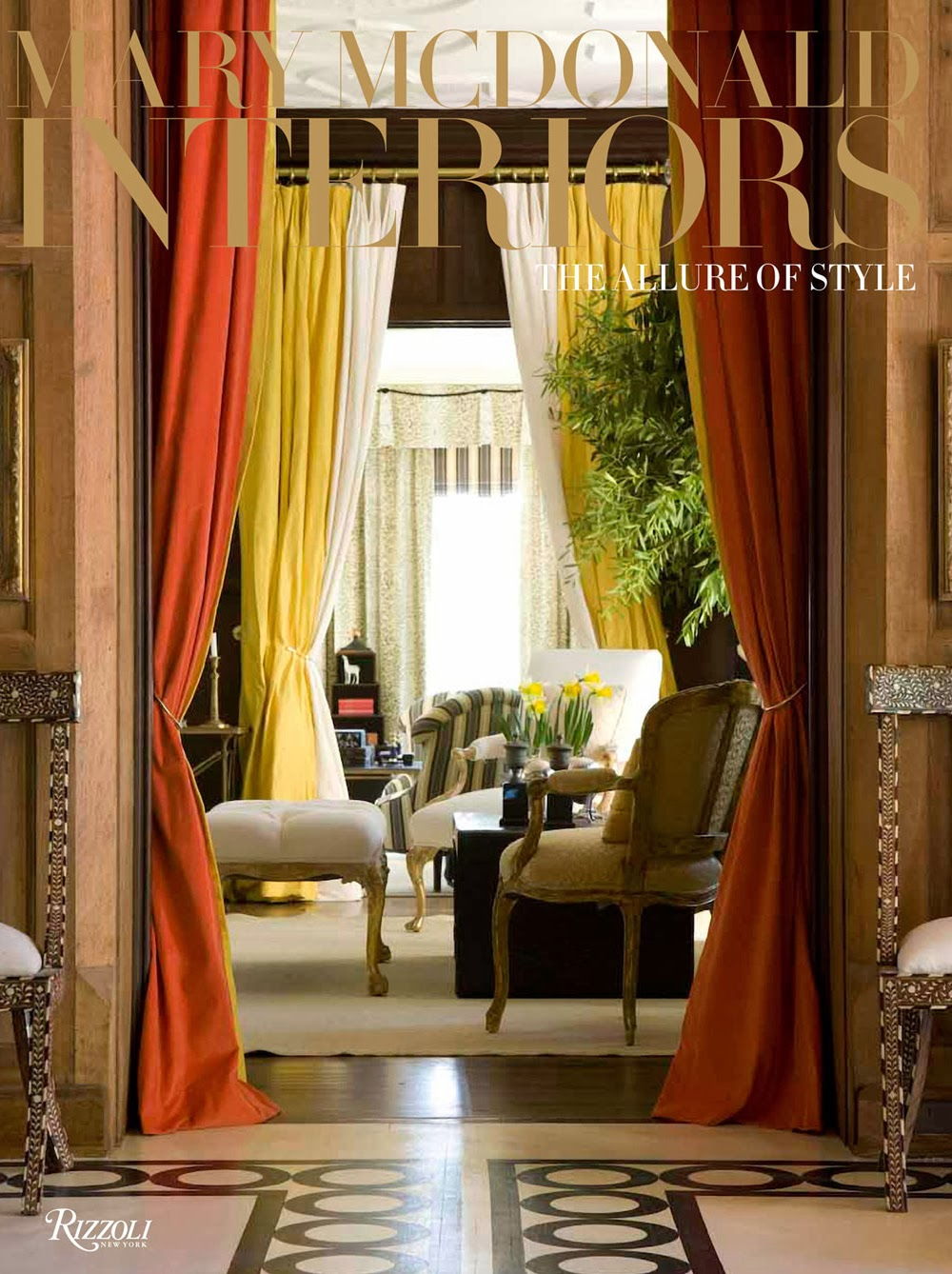 Color Outside The Lines Mary Mcdonald Interiors The