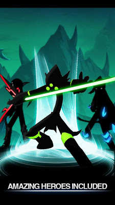 League Of Stickman Mod Apk v1.5.2 (Unlimited Money)