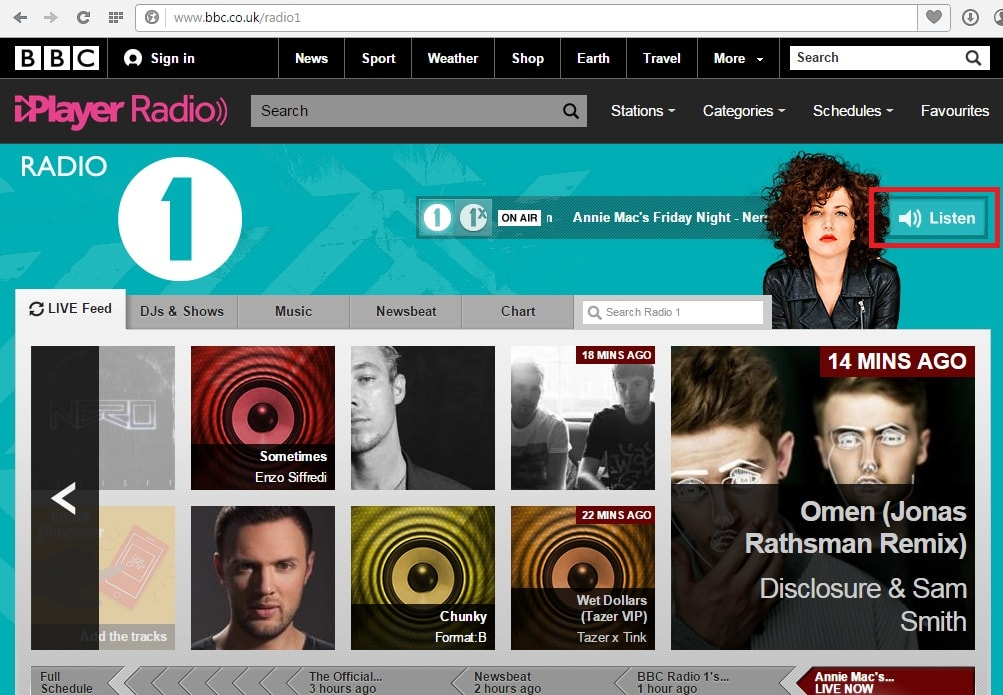 Top 5 Websites to listen to Radio Stations Online for Free ...