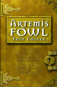 Book Review: Artemis Fowl (Book 1), By Eoin Colfer