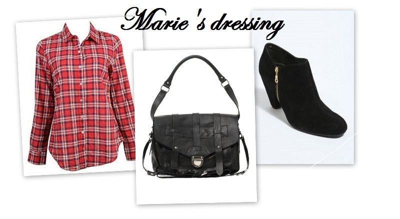 Marie's dressing