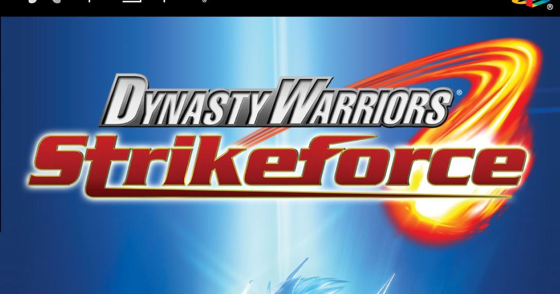 Dynasty warriors strikeforce cheats ulus10416 ini