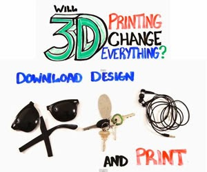 3D Printing - How It Works Simplified