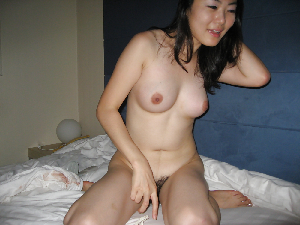 Korean hot babes naked sexy fucking are
