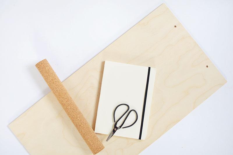 how to make a desk organiser