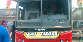 Many killed In Kano As 3 Suicide Bombers Blows Up Lagos Bound Luxury Buses