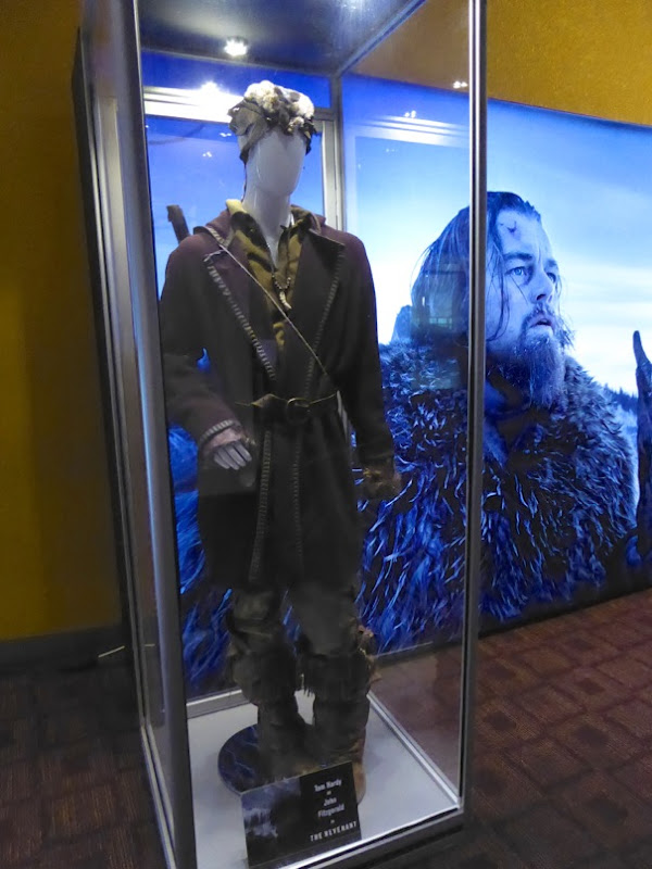 Tom Hardy The Revenant John Fitzgerald film costume