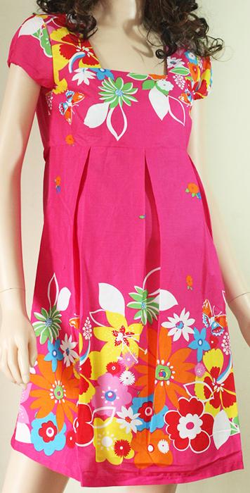 Đầm bầu đẹp cho mùa hè V-17
