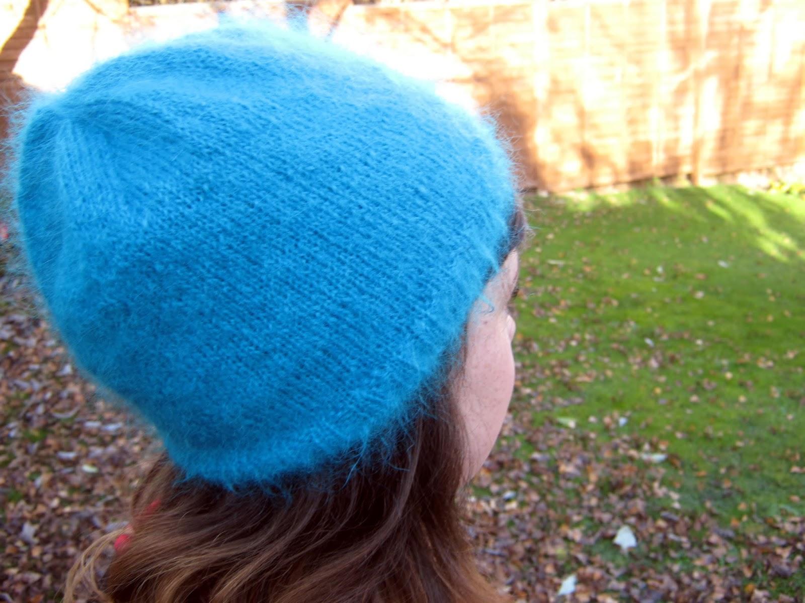 Knitting Pattern For Mohair Beanie : Free Knitting Pattern: Mohair Beanie Awake + Make A Blog for Creative Living
