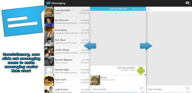 Sliding Messaging Pro v3.9991