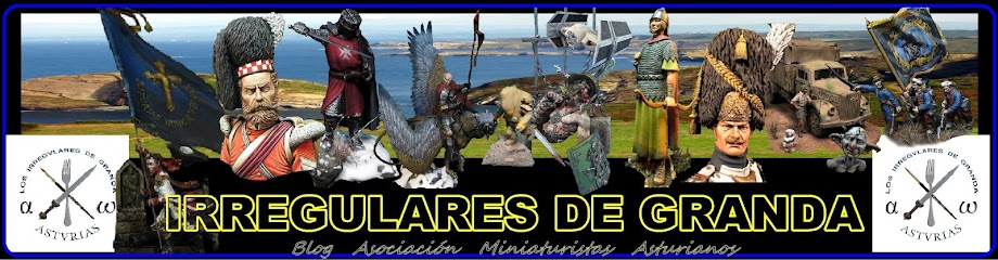 IRREGULARES DE GRANDA
